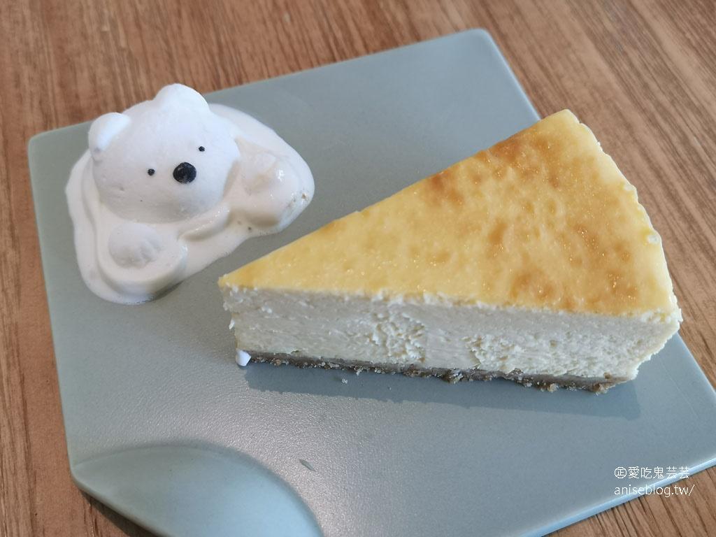 POLAR CAFE 西門旗艦店 (北極熊咖啡),呆萌北極熊超療癒!(文末菜單)