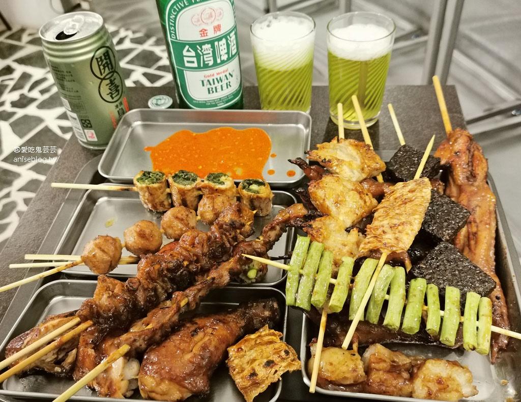謝謝 台味炭烤@內湖,來自員林「南門昌烤肉」的二代店,平價美味,推!