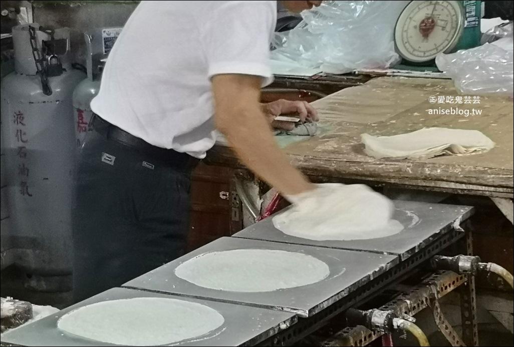 嘉義東市場美食懶人包,東市春捲、蕭家春捲、本產羊肉、國棟湯圓米糕、阿富網絲肉捲(姊姊食記)