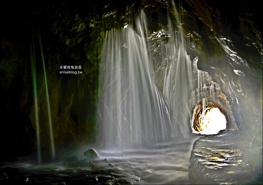 蘇花改通車小旅行,太魯閣國家公園、白楊步道水簾洞,花蓮旅遊景點(姊姊遊記)