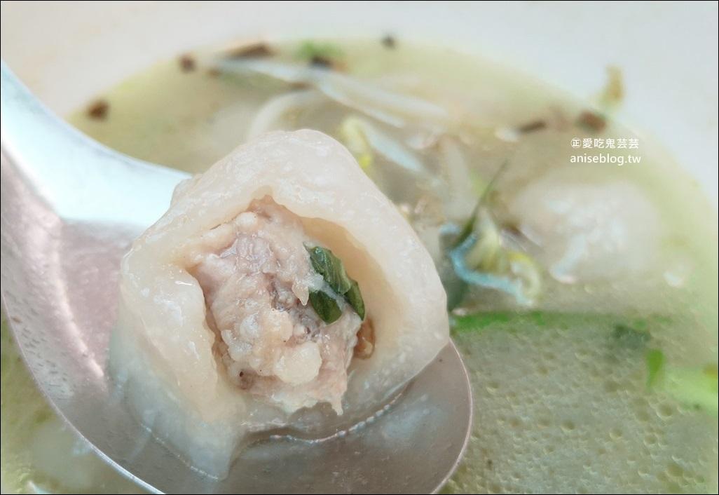 阿滿水晶餃,客家傳統美食,新竹北埔早午餐(姊姊食記)