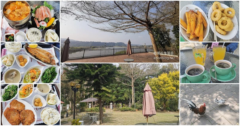 云饌休閒庭園餐廳@東勢,戶外空間超棒的景觀餐廳 @愛吃鬼芸芸