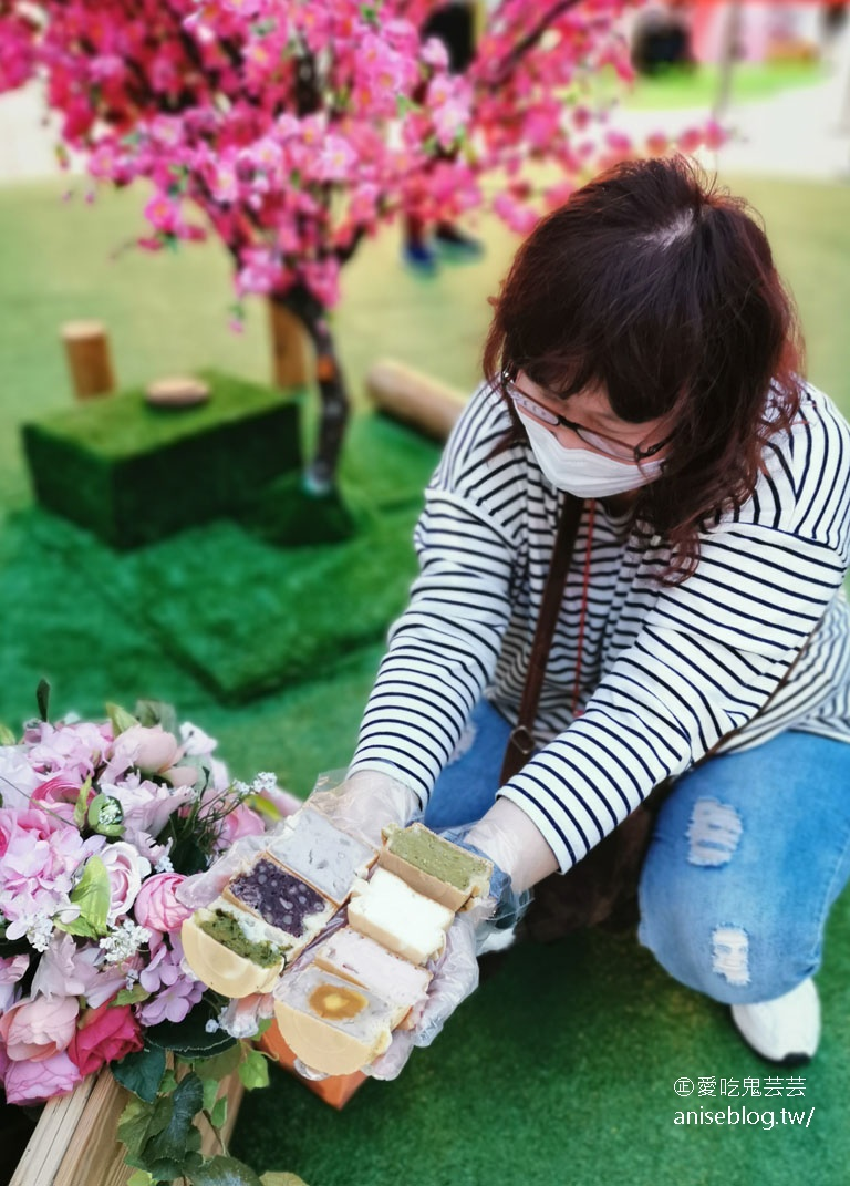 青畑九號豆製所台北統一時代快閃3/1 – 4/22