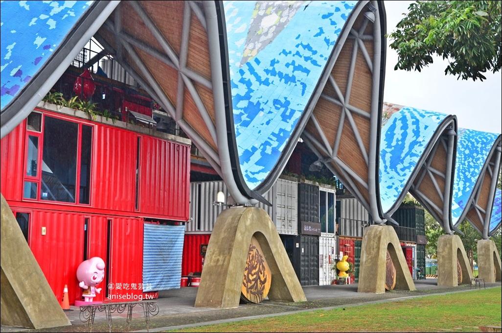 台東市9個好拍景點精選,波浪屋、鐵花村彩繪熱氣球、向陽樹、琵琶湖…等(姊姊遊記)