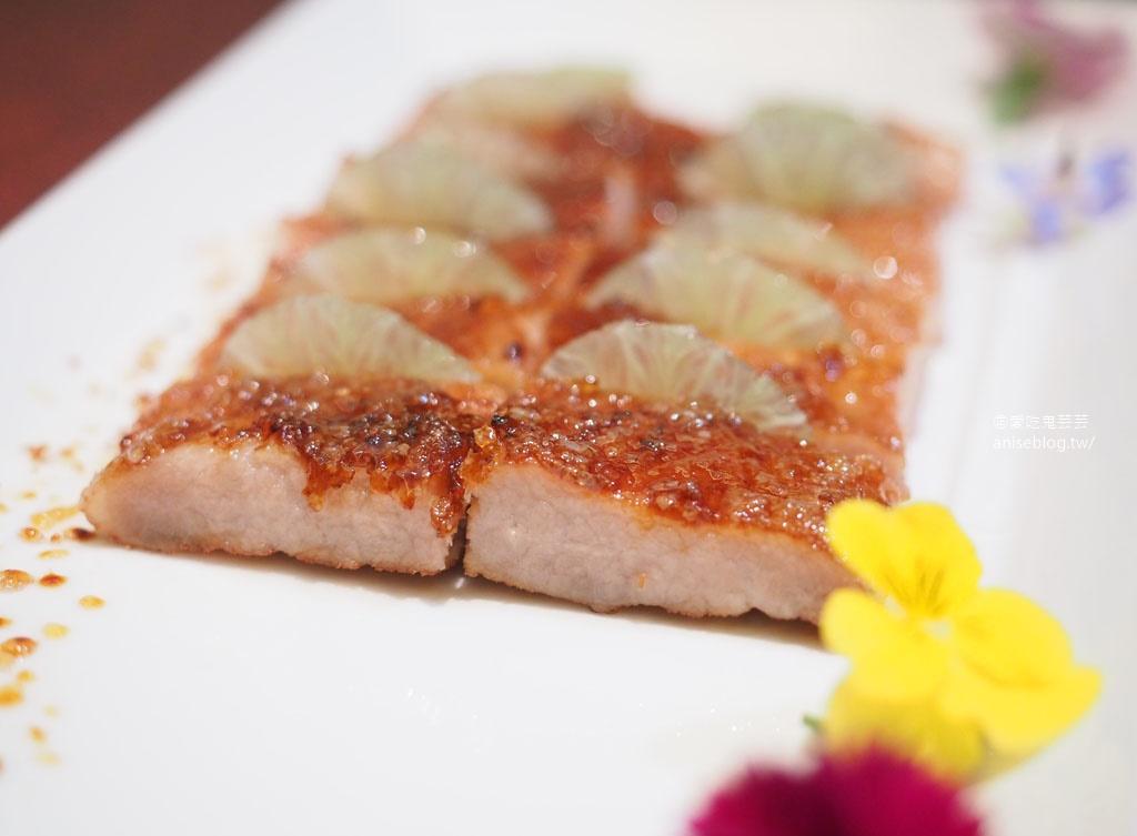 潮粵坊@美福大飯店,怎麼沒有人告訴過我潮粵坊的烤鴨這麼好吃? 2020牡羊趴