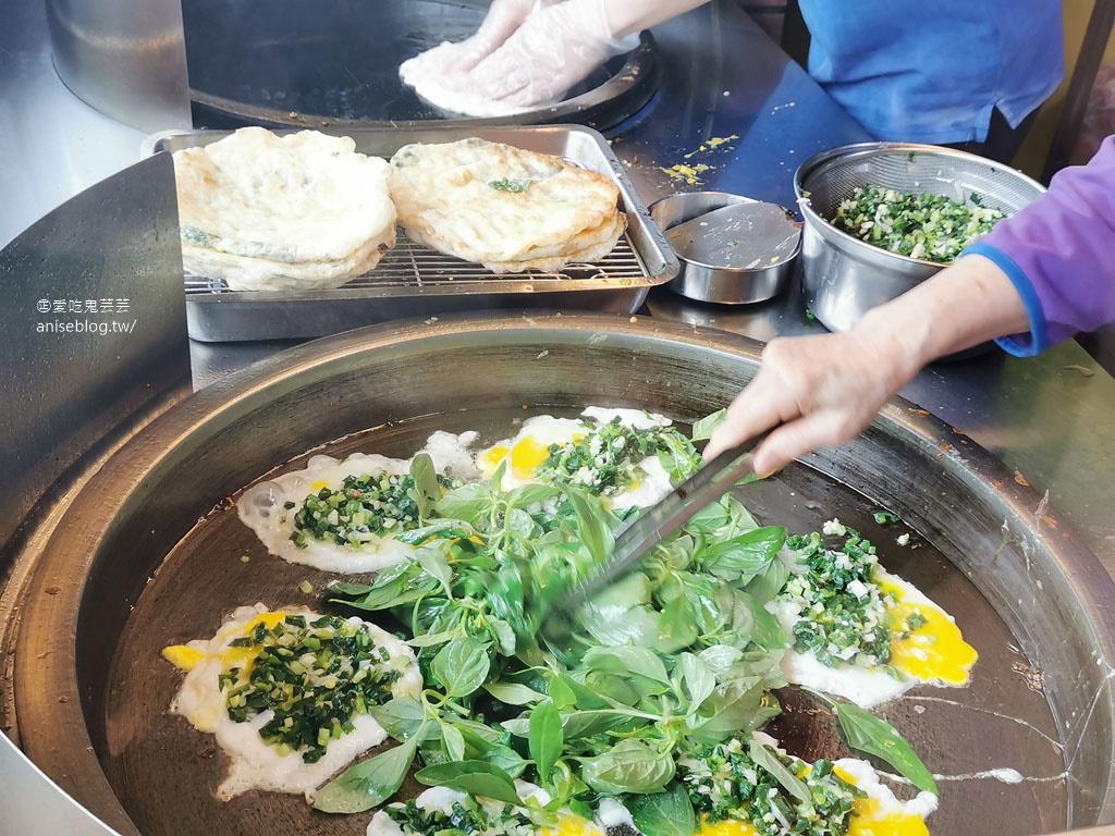 黃記蔥油餅(仁和店),原來在地人吃這家啊!