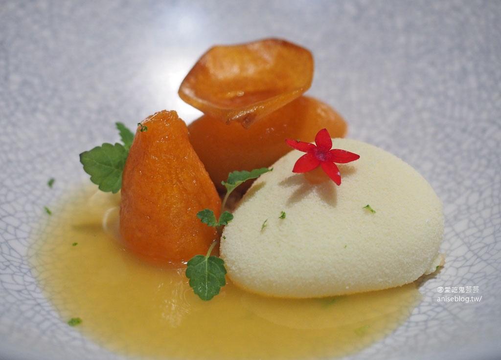 Orchid Restaurant 蘭 @2020米其林餐盤推薦,來自紐西蘭的三帽主廚與來自紐西蘭神級羊排