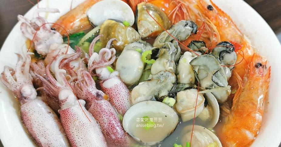 今日熱門文章:136海鮮麵@安東市場,痛風超蝦版吃完都快中風了…