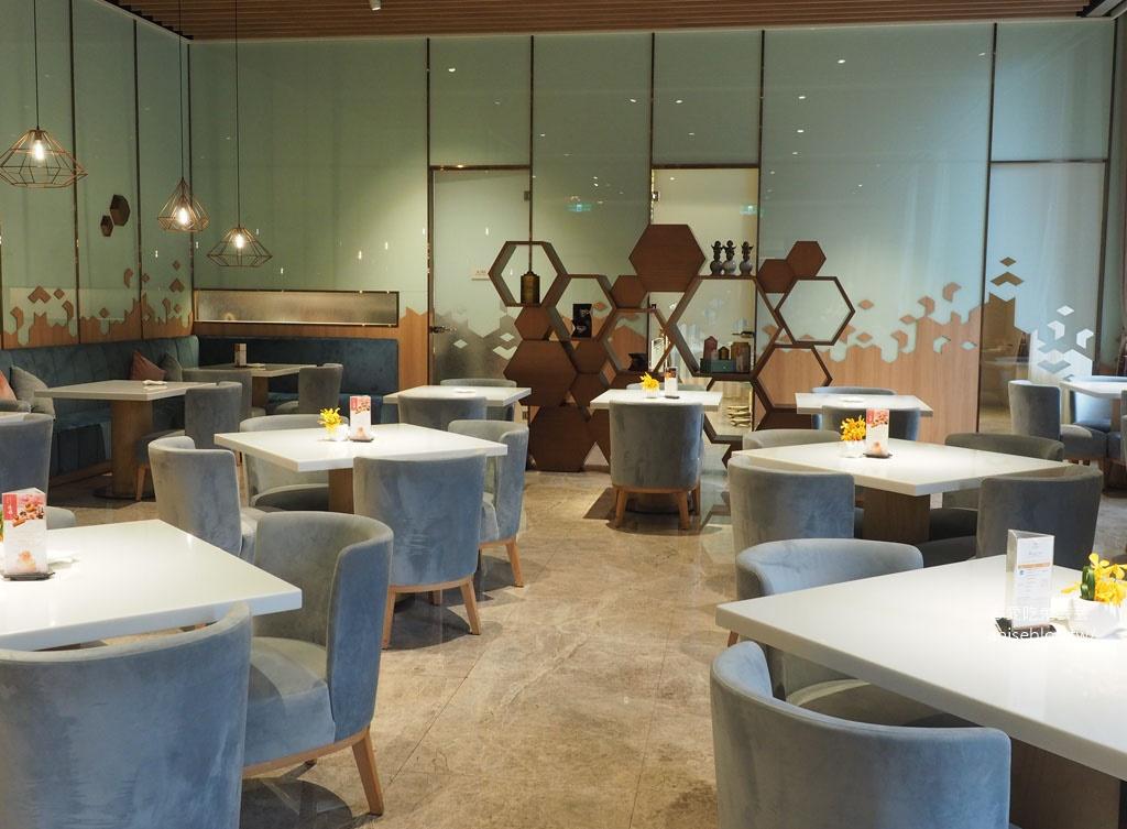 Moment café & bakery@台北美福大飯店咖啡廳,優雅寬敞的美麗咖啡廳