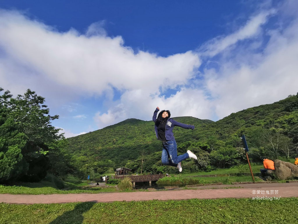 二子坪步道,陽明山最好走的步道,也是無障礙步道喔! @愛吃鬼芸芸