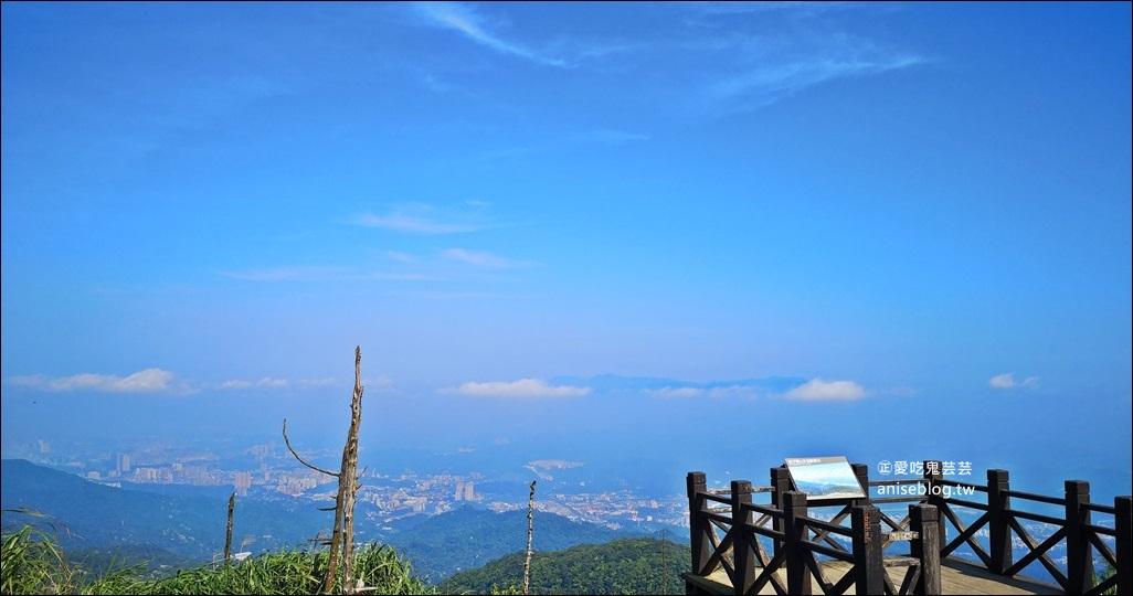 姜子寮山步道,360度零死角絕美視野,基隆旅遊(姊姊遊記) @愛吃鬼芸芸