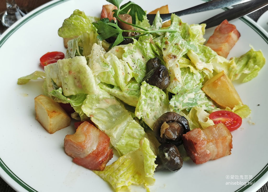史密斯華倫斯基牛排館 Smith & Wollensky Taipei,高樓層美景、股神巴菲特和穿著PRADA的惡魔米蘭達的愛 (文末商業午餐)
