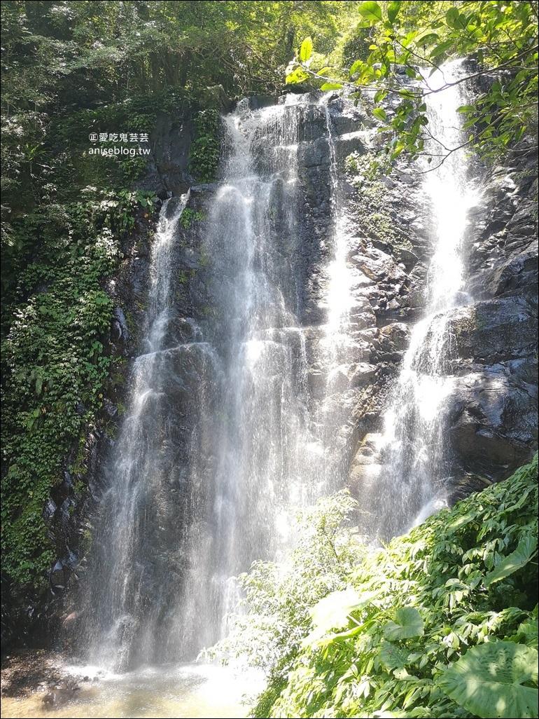 滿月圓瀑布、處女瀑布、雲森瀑布,三個三峽絕美瀑布一次收集(姊姊遊記)