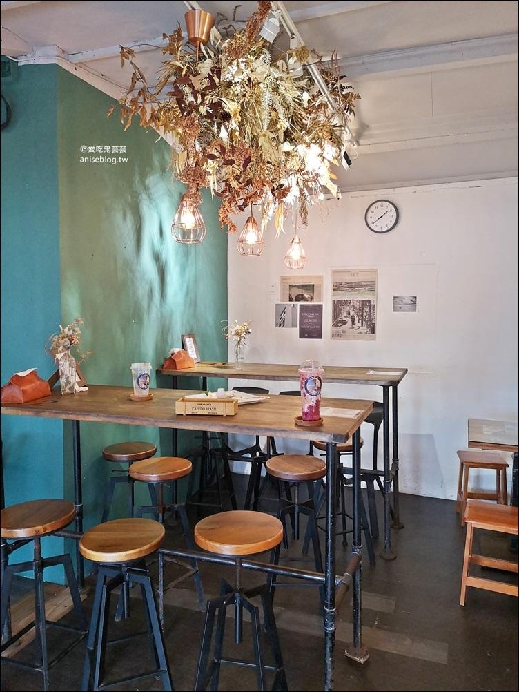 外木山喝咖啡,基隆海邊咖啡館寵物友善餐廳(姊姊食記)