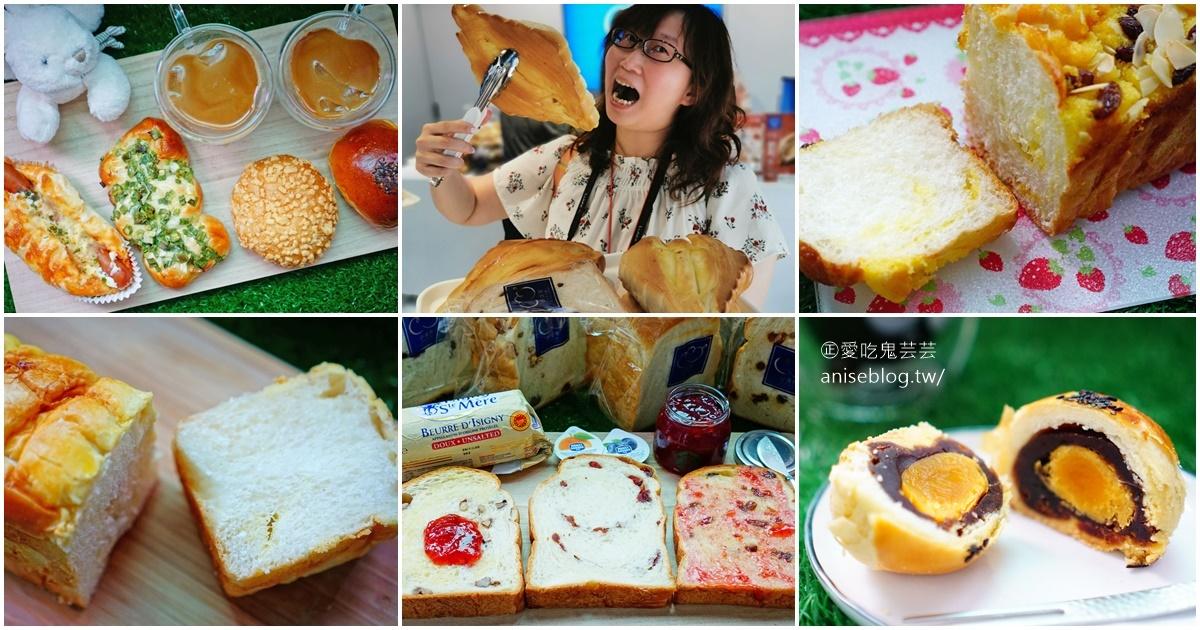 創盛號北車店2F新開幕,不只羅宋麵包好吃,吐司、台式麵包、蛋黃酥也很棒唷😍 @愛吃鬼芸芸