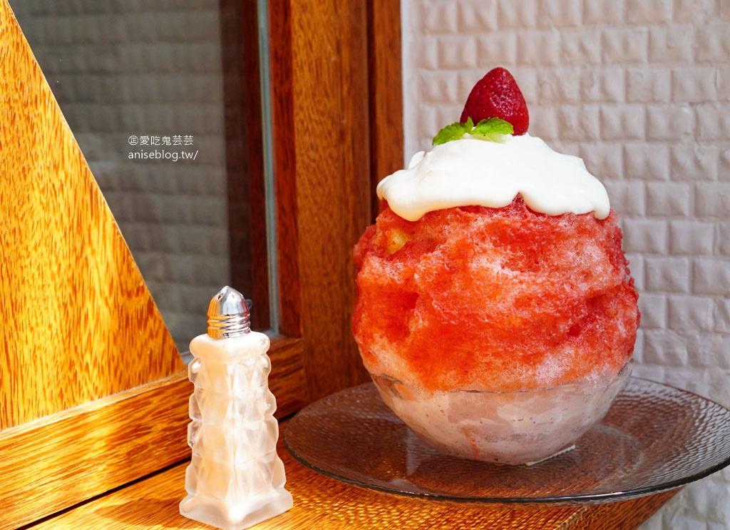 晴子冰室,板橋超夯新冰店,最愛浪漫檸檬的青春夢!