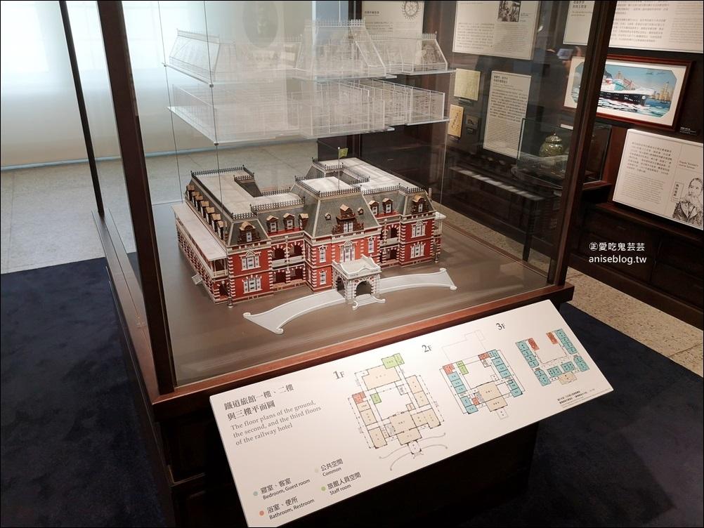國立臺灣博物館鐵道部園區,台北最新親子景點室內展覽(姊姊遊記)