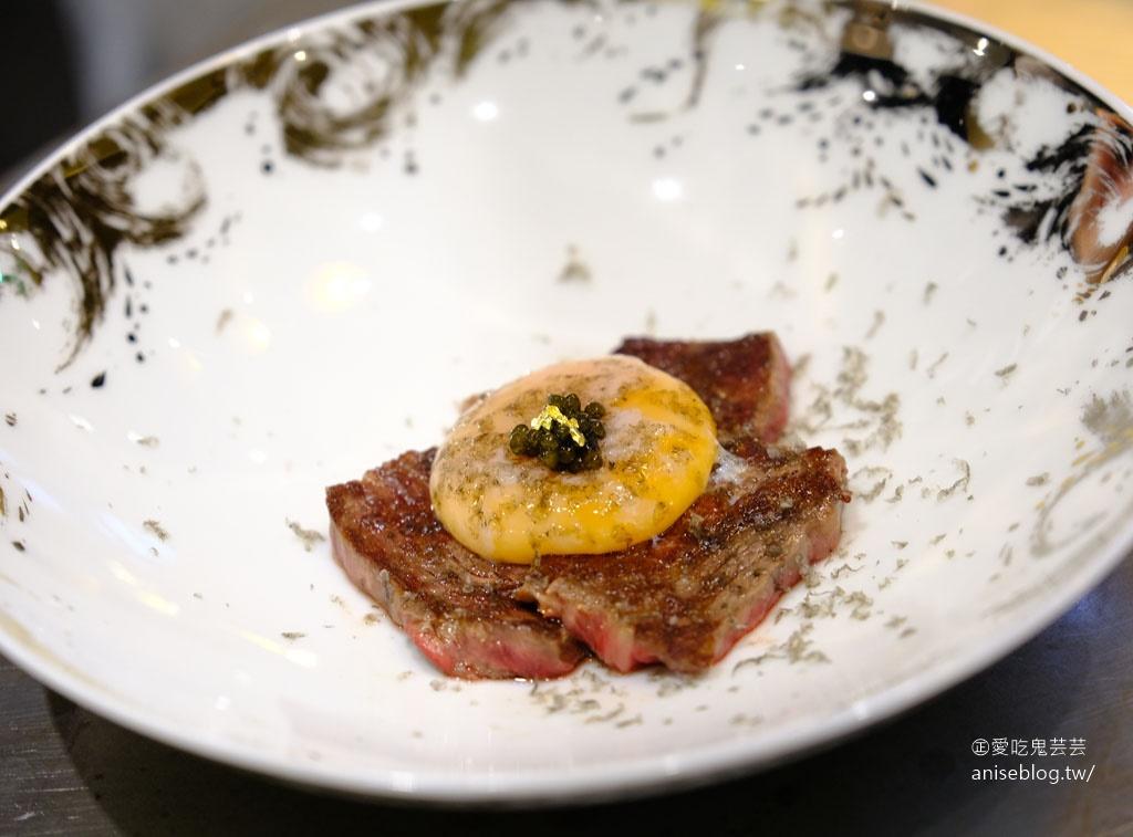 饗宴鐵板燒,鐵板燒美國牛肉 x 海鮮 = 無敵美味!