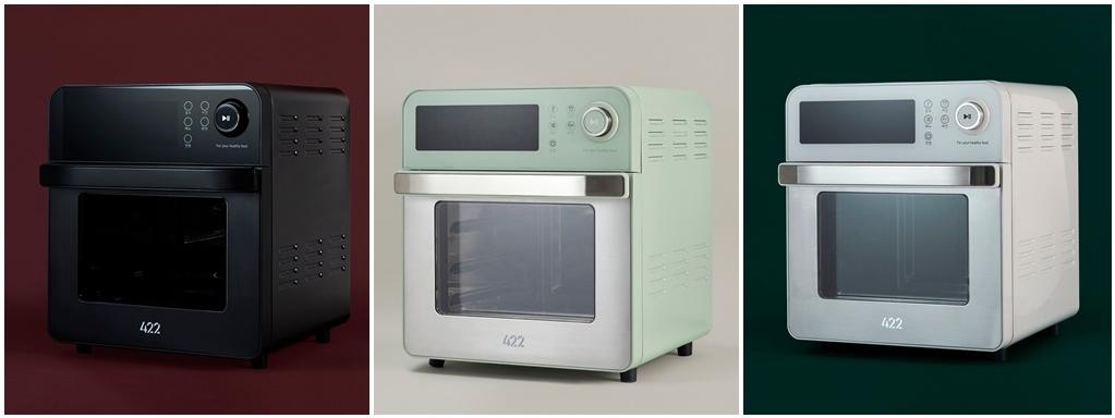 4/22-4/24 三日快閃下殺超低特價!再送!韓國422inc Korea 最美氣炸烤箱新機上市
