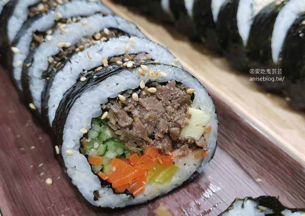 咪咪紫菜捲 KOREA GIMBAP,西門町有韓國老闆開的韓國飯捲店!
