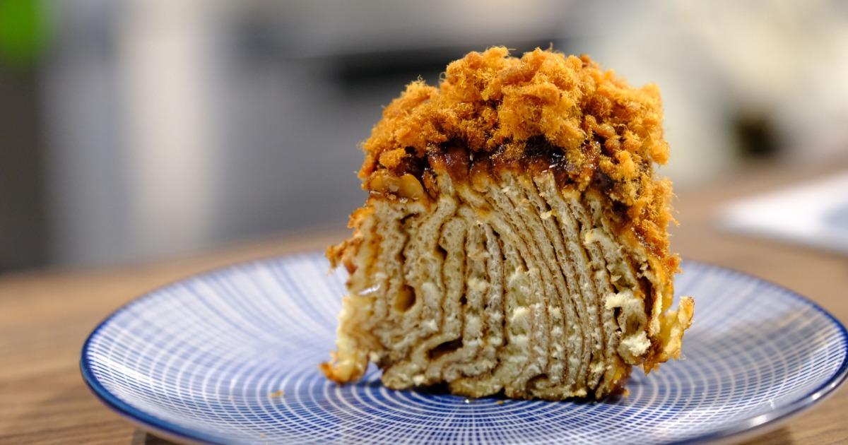 網站近期文章:Fly Cafe,蒼蠅哥八寸肉桂捲蛋糕+肉鬆, 明日 8/3 11:00開放預購,各位手腳要快!