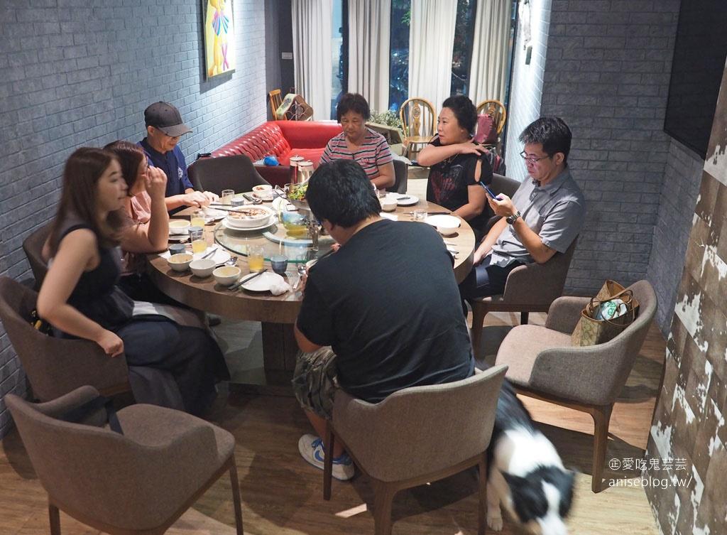 南村|私廚‧小酒棧,2020年父親節大餐,滿到天靈蓋!
