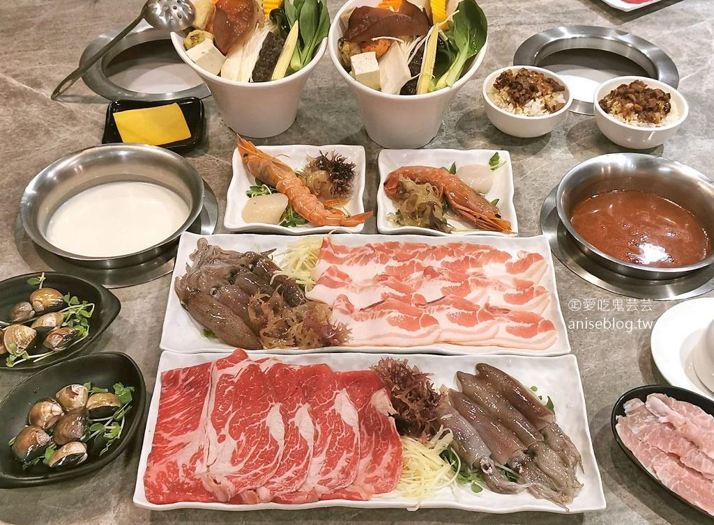 輕鬆煮平價火鍋,雙主餐份量大、好吃又不貴 😋 (捷運行天宮站旁)