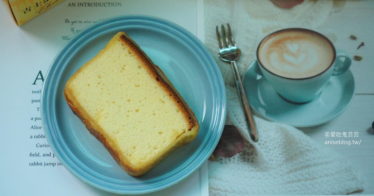 原來佳德鳳梨酥不只鳳梨酥,吉士蛋糕也好吃! @愛吃鬼芸芸