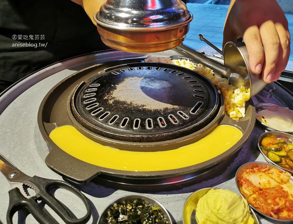一桶 tone 韓式新食,生日幾歲送幾隻蝦/豬小排