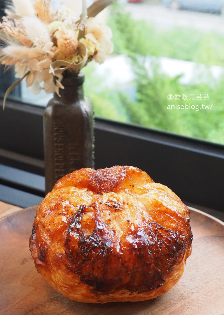 拉波兒蔥麵包(蒼阿胖),我終於吃到了 *灑花*
