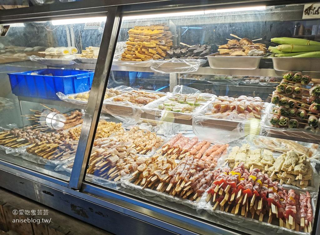 路邊烤肉wildbbq羅東店,頗具水準炭烤小店(可外帶、外燴)