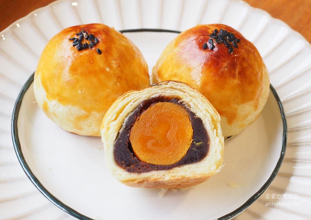 穗悅手作烘焙,來自嘉義的料好實在蛋黃酥