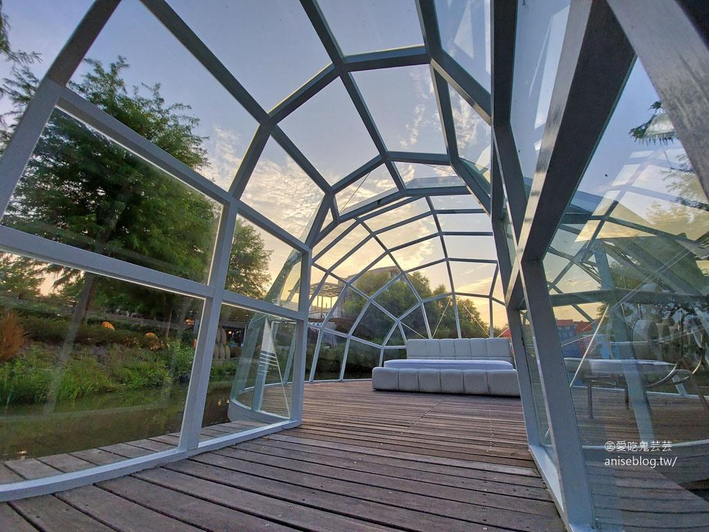 伊格魯童話森林,2020最新景點,宜蘭的北歐!北歐芬蘭極光冰屋、耶誕老人村、丹麥小美人魚、丹麥新港、瑞典小紅馬(門票抵消費)