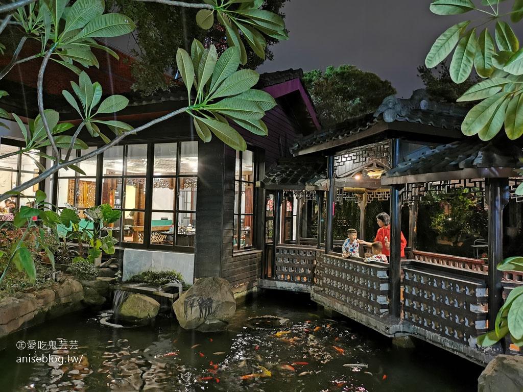 大白鯊海產,有小橋流水庭園的海鮮熱炒店