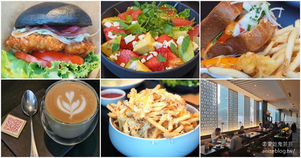 網站近期文章:晶華酒店上庭酒廊gallery全時段餐廳,週末有早午餐唷!