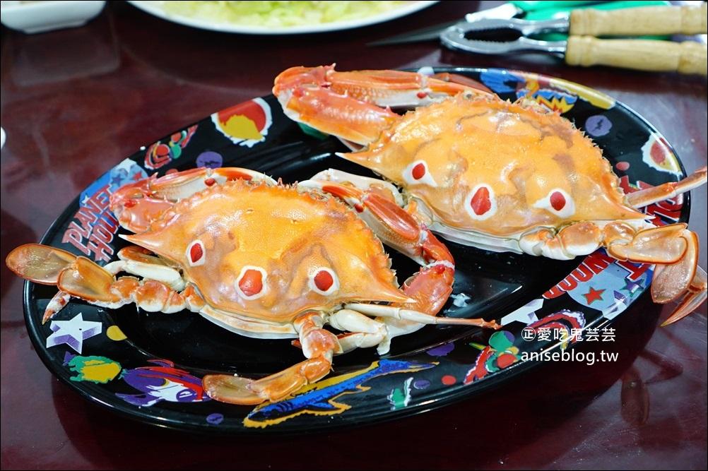 三協香萬里蟹,三點蟹正肥美,北海岸萬里美食(姊姊食記)