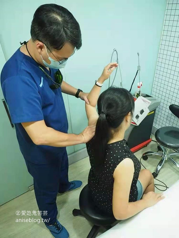 台北樂力適診所 x 義大利高能量雷射治療分享,我與肩膀疼痛奮鬥五年故事