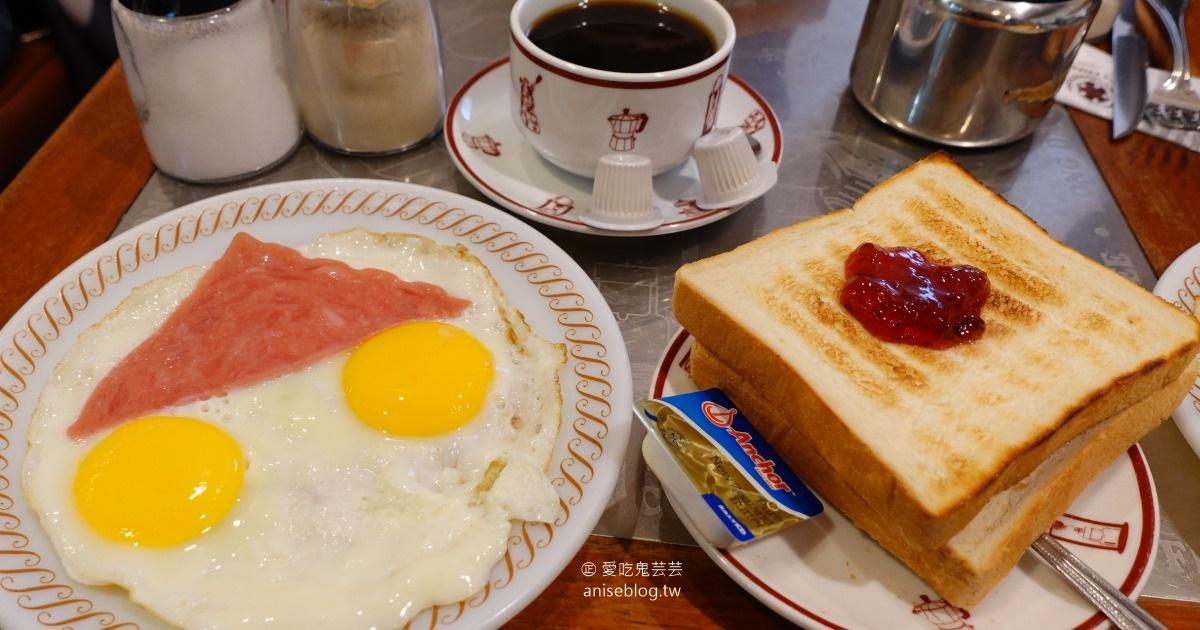 網站近期文章:蜂大咖啡| 西門町知名老派咖啡店之老派早餐