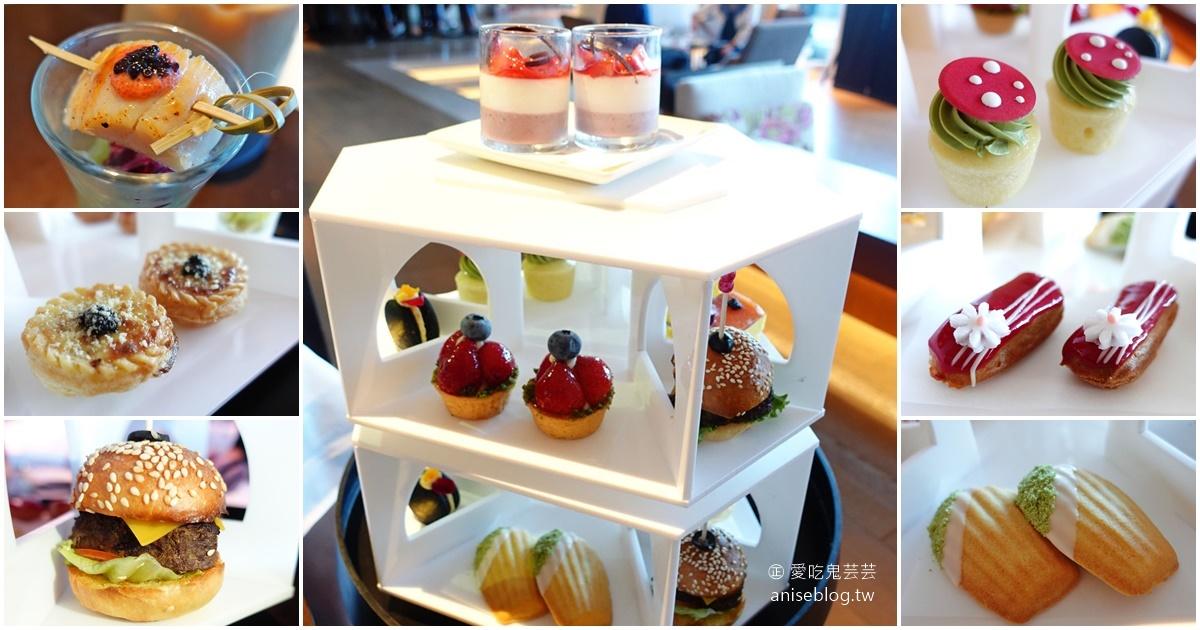 大溪威斯汀下午茶,WESTIN THÉ品味華麗法式甜蜜圓舞曲 @愛吃鬼芸芸