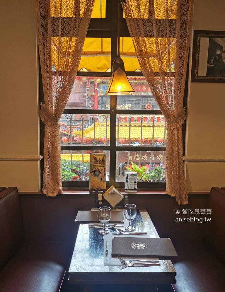 明星咖啡館,復古風西餐廳 (文末菜單)
