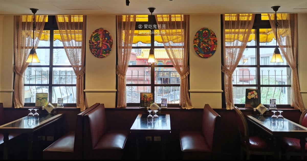 網站近期文章:明星咖啡館,復古風西餐廳 (文末菜單)