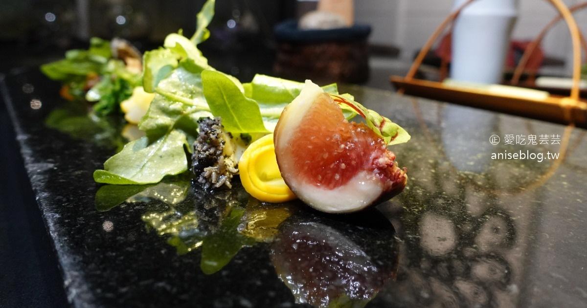 Toh-A 桌藏餐廳,台灣食材法式料理好精彩 @2020米其林餐盤推薦 (連三年得獎) @愛吃鬼芸芸