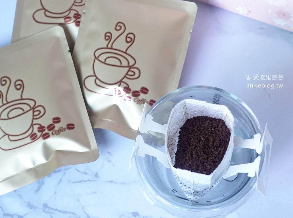 有幸福 Cafe 夏威夷豆豆先生、咖啡、堅果禮盒,台北伴手禮、過年禮盒推薦