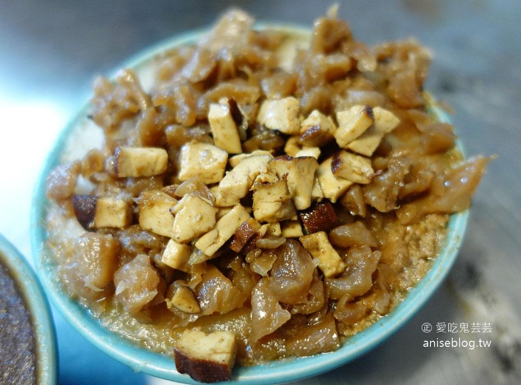 大溪老街美食巡禮 | 少年嬤碗粿、和風手工豆腐酪、阿嬤的草仔粿