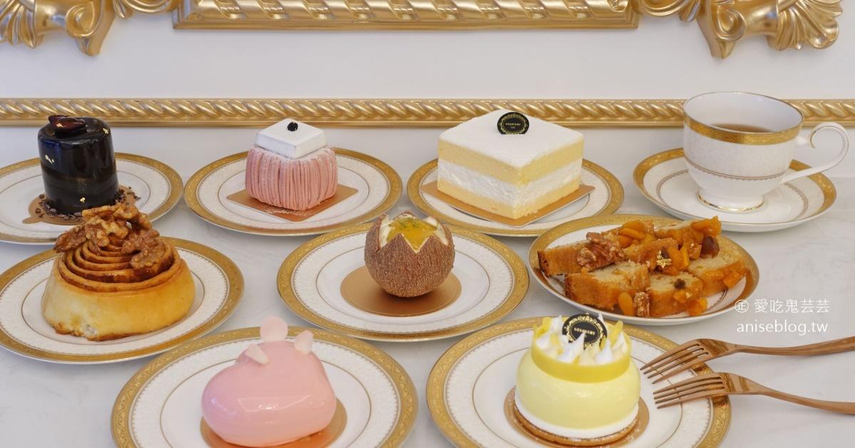 Gelovery Gift 蒟若妮頂級法式甜點店,我這是在凡爾賽宮享用甜點嗎?😍 @愛吃鬼芸芸