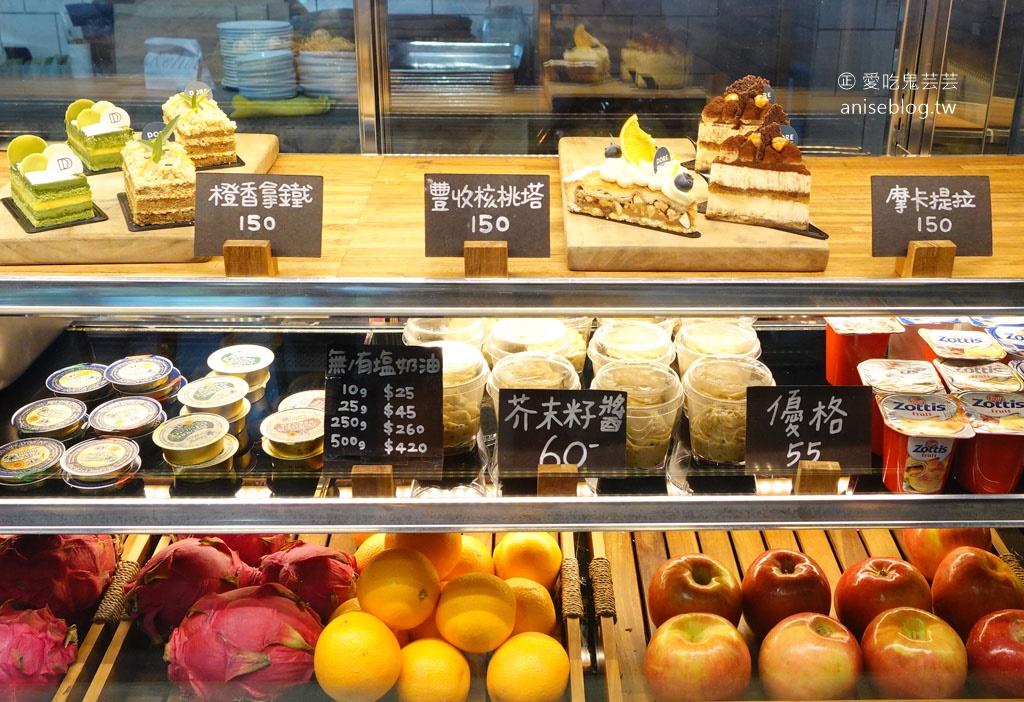多爾法式烘焙,傳統法國麵包可頌、甜點,以後我每次來台中都要買!