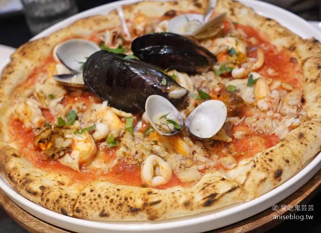 PEPPINO 培皮諾小館,全球披薩大賽的冠軍在這裡!(文末菜單) @愛吃鬼芸芸