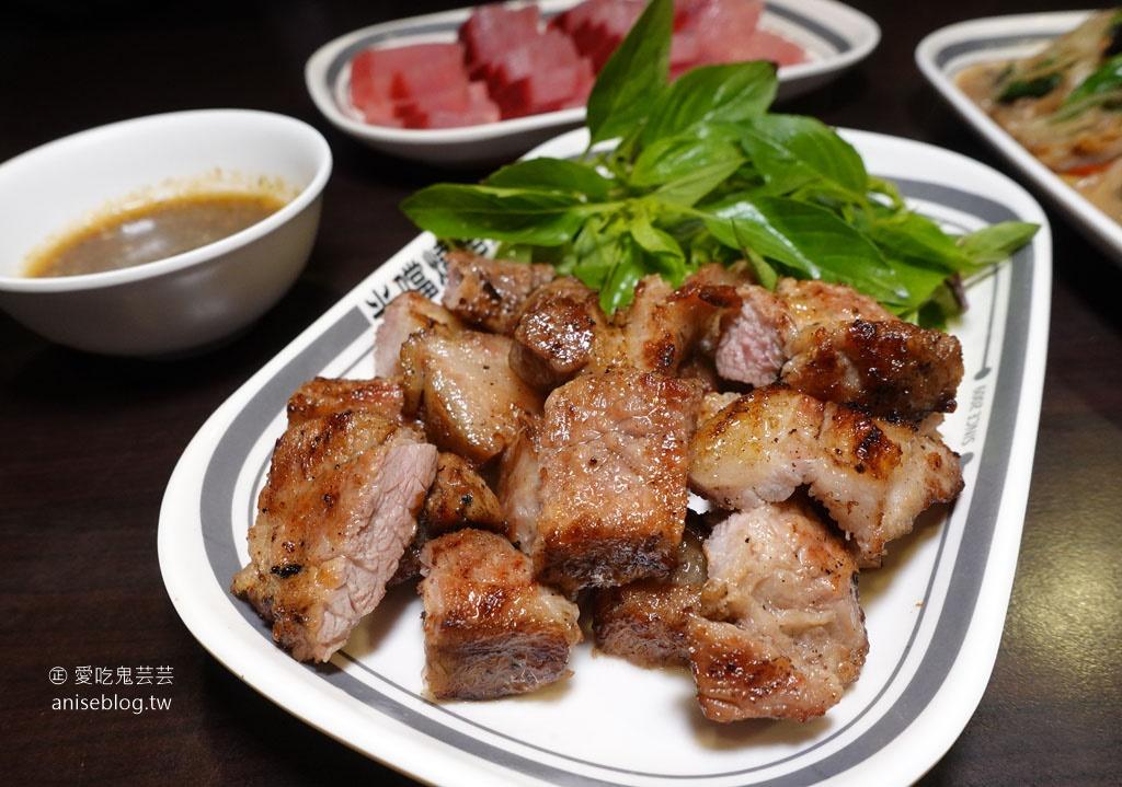 米噹泰式烤肉,花蓮晚餐、宵夜好選擇,特殊泰式烤肉超美味