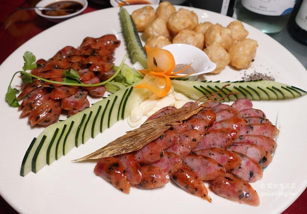 歲末年終那卡西之夜@南村私廚,鯗靠肉、完美食雞、清蒸龍虎斑、金門炒泡麵、國寶級賴萬來老師 ….