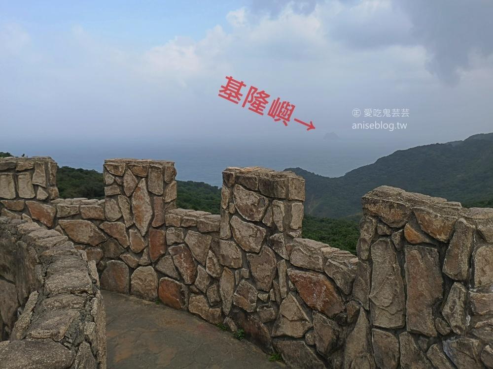 情人湖登山步道,串聯基隆西海岸線,山海美景一日遊(姊姊遊記)